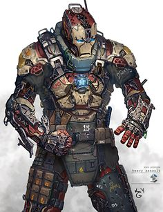Iron Man: Heavy Assault Armor - Zulkarnaen Hasan Basri