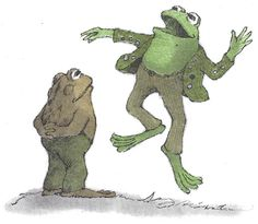 First Grade a la Carte: Frog or Toad?