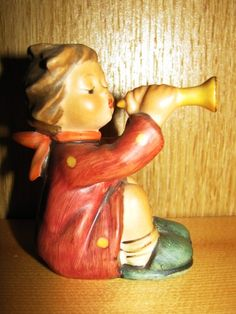 Hummel - Girl with Trumpet