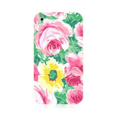Flowers And Summer iPhone 3G/3GS Case