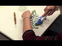 How to do Deep Inside Curves with Hand Applique Quilting and The Starch Method - YouTube