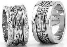 2013 Yeni Gümüş Alyans Modelleri