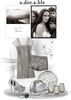 """""""a.dor.a.ble"""" by elenarodriguez-1 ❤ liked on Polyvore"""