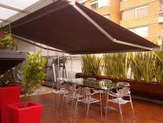 Kazetové markízy Fresh And Clean, Patio, Places, Outdoor Decor, House, Home Decor, Bar, Upvc Windows, Shades