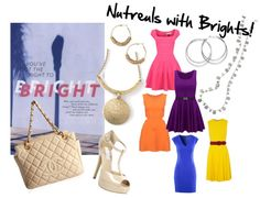 """""""Add Brights to your life!"""" by shine2day on Polyvore"""