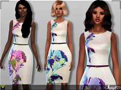 Sims 3 Addictions: Dress to Impress by Margies Sims • Sims 4 Downloads