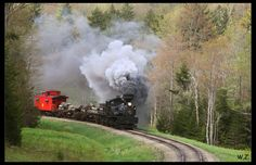 Old Steam Trains | Here I have a few shots of a couple really neat old steam trains I ...