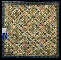 Tara Sniedze from South Australia.  She made a large version of Sue Garman's Omigosh quilt.