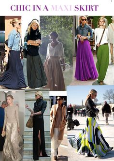 HOW TO WEAR A MAXI SKIRT(and not let it wear you) | tallskinnyrich.comtallskinnyrich.com