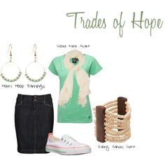 Trades of Hope | Yessenia Stoff | www.mytradesofhope.com/yesseniastoff