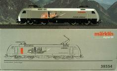 Märklin H0 - 39354 - metaal (Koll spezial 2003701) digitale techno eloc BR 152 -1