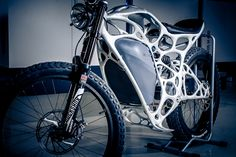 When aerospace-specialists develop a motorcycle instead of spaceships!   Yanko Design