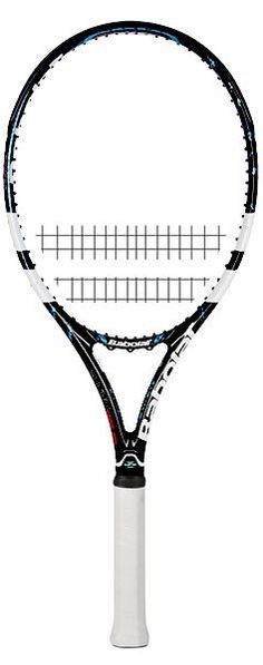 The  Babolat Pure Drive GT comes in a striking black graphic. The Pure Drive has been updated with a new Cortex Dampening Interface for even better feel. Only those frequencies that enhance feel are permitted to pass through the Cortex filter. Maintains the use of GT (Graphite Tungsten) which adds a hybrid of braided carbon fibers and tungsten filaments throughout the entire racquet.  comes at a great price of $219.00