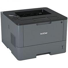 Brother HL-L5000D Laser Printer - Monochrome - 1200 x 1200 dpi Print - Plain Paper Print - Desktop