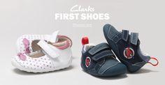 En Clarks Castellón te ofrecemos una gran variedad de calzado para niños.
