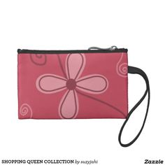 SHOPPING QUEEN COLLECTION CHANGE PURSE