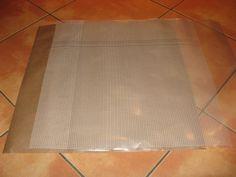 Mosaik Netz zum aufkleben der Mosaiksteine 100x100cm