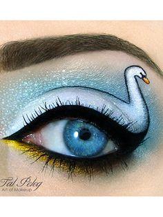 fairytale makeup - photos - cosmopolitan.co.uk http://instagram.com/tal_peleg#