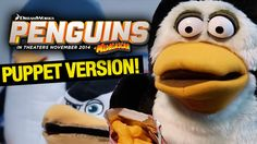 ATV Penguins Trailer | Puppet Version