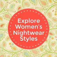 women's nightwear styles by intimatefashion.in