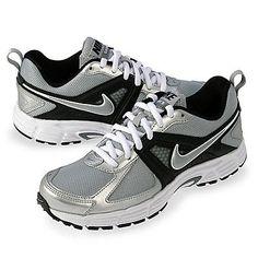 5bab186317cfaf Nike Dart 9 Gs Big Kids 443396-002 Silver Athletic Shoes Boys Youth Size 7