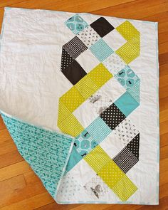 Maman Boy Quilt | Flickr - Photo Sharing!