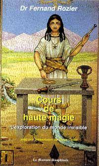 8541-Cours de haute magie - Monde invisible
