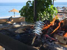 Sardines @ Torrox costa