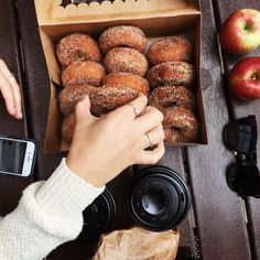 autumn aesthetic White Things white color negative meaning Donuts, Autumn Cozy, Autumn Harvest, Autumn Aesthetic, Hello Autumn, Fall Halloween, Fall Recipes, Pumpkin Spice, Food Porn