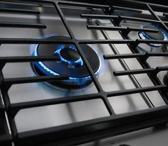 Cooktop I want Shop KitchenAid 5-Burner Gas Cooktop (Stainless Steel) (Common: 30-in; Actual: 30-in) at Lowes.com