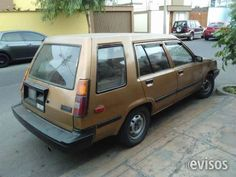 VENDO TOYOTA TERCEL SW 84 AUTOMATICO VENDO TOYOTA TERCEL STATION WAGON AÑO 84 AUTOMAT .. http://lima-city.evisos.com.pe/vendo-toyota-tercel-sw-84-automatico-id-654262