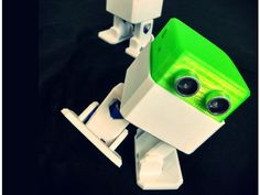 Otto DIY - build your own robot by cparrapa - Thingiverse