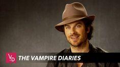 The Vampire Diaries -  Inside with Ian Somerhalder