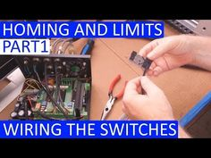 CNC 3020T – Homing And Limits – Wiring It Up Part 1 - YouTube