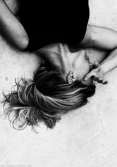 Just laying on the floor