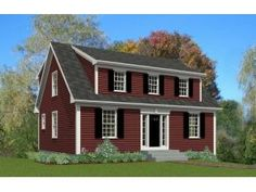 1000 images about shed dormer on pinterest shed dormer - Dormer window house plans extra personality ...