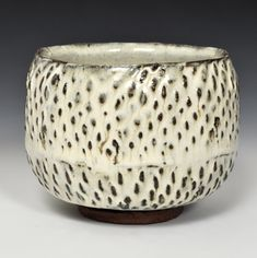 Stoneware Tea Bowl #1 by John Neely