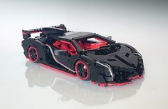 Lego Lamborghini Veneno - Lego Lamborghini Veneno You are in the right place about diy Here we offer you the most beautiful p - Lamborghini Veneno, Lego Technic, Lego Poster, Lego Cars, Technique Lego, Lego Sports, Lego Wheels, Lego Machines, Amazing Lego Creations