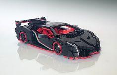 Lego Lamborghini Veneno                                                                                                                                                                                 More