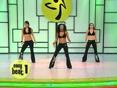 Zumba Fitness. Aerobics and Zumba classes. Demo video of Zumba Fitness Class with Zumba songs.