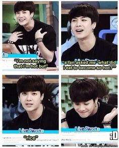 How to become hot by Jackson Wang lol