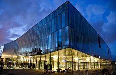 Nieuw station duurzaam middelpunt in Delft // stadskantoor, stationshal - http://www.detechniekachternederland.nl/energie/gebruik-duurzame-energie/stadskantoor-delft/ #TechniekNL