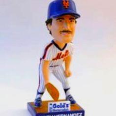 The Keith Hernandez bobblehead #Mets