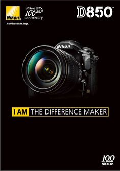• View topic - Nikon releases the D850 (& product info)