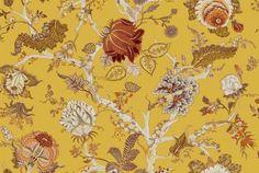 #Bouchara - tissu Madhavi - Bouchara Collection www.bouchara.com/