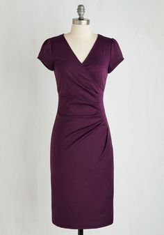 New Arrivals - I Think I Can Dress in Plum