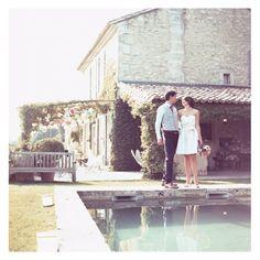 Trendy Wedding, blog idées et inspirations mariage ♥ French Wedding Blog: {Anne-Sophie ♥ Éric} Mariage à Saint-Rémy-de-Provence