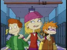 Angelica Pickles, Rugrats All Grown Up, Cartoon Crossovers, Baby Registry, Digimon, Fanfiction, Art Drawings, Childhood, Family Guy
