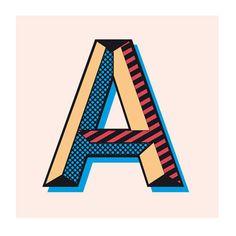 36 days of type by Mr.Zyan on Behance — Designspiration
