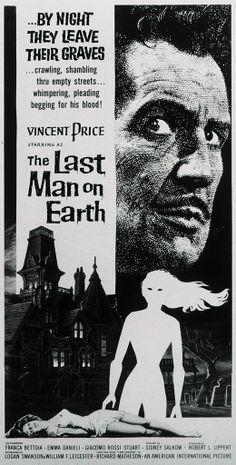 L'ultimo uomo della terra (Vento di montagna) - (1964) - Ubaldo Ragona. The Last Man on Earth.  (Italia - USA).